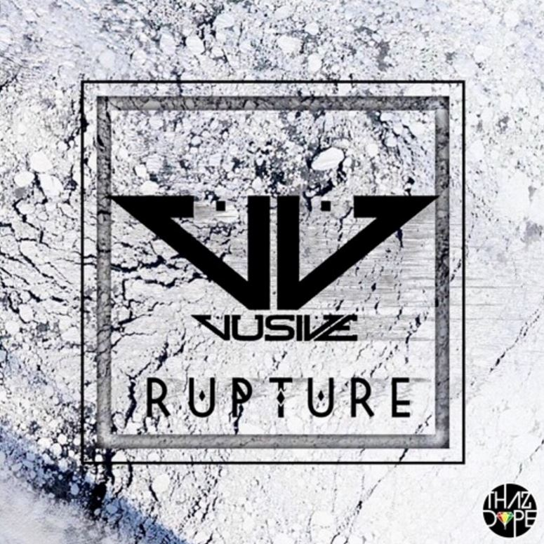 Vusive - Rupture EP album artwork